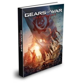 Gears of War Judgment, Lösungsbuch / Strategy Guide Collectors Edition