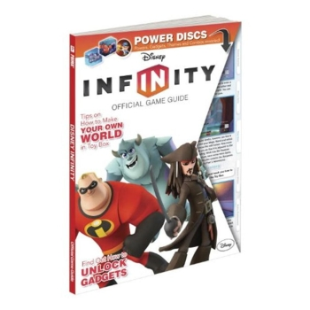 Disney Infinity, offiz. Lösungsbuch / Game Guide
