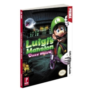 Luigis Manson: Dark Moon, offiz. Lösungsbuch / Game Guide