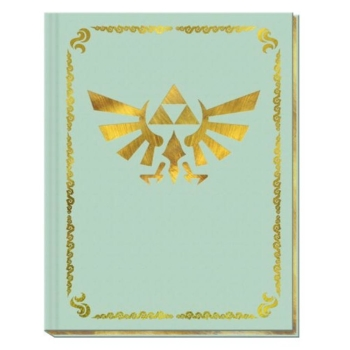 The Legend of Zelda Wind Waker HD, Engl. Lösungsbuch / Collectors Guide