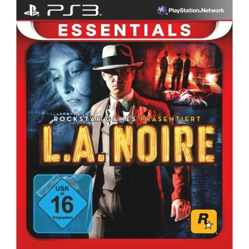 L.A. Noire, Sony PS3