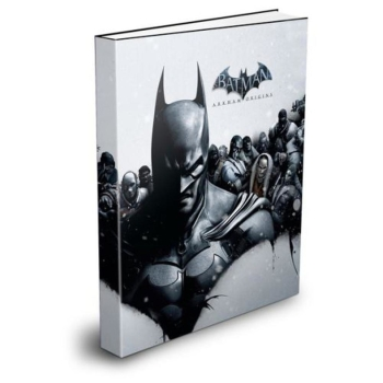 Batman Arkham Origins, offiz. Lösungsbuch / Strategy Collectors Guide