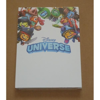 Disney Universe, offiz Lösungsbuch / Strategy Guide Collectors Edition