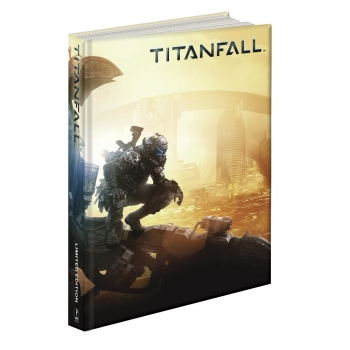 Titanfall, offiz. Lösungsbuch / Collectors Strategy Guide