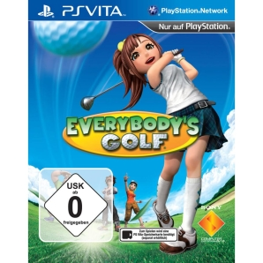 Everbody´s Golf, PSV