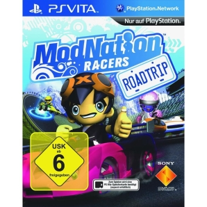 ModNation Racers Road Trip, PSV
