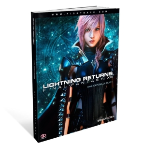 Final Fantasy 13 Lightning Returns, offiz. Dt. Lösungsbuch