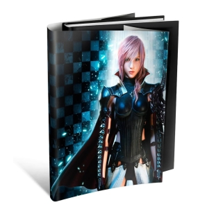 Final Fantasy 13 Lightning Returns, offiz. Dt. Lösungsbuch Collectors Edition