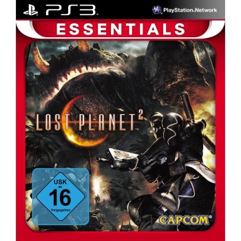 Lost Planet 2, Sony PS3