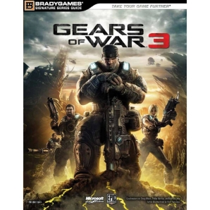 Gears of War 3, offiz. Dt. Lösungsbuch
