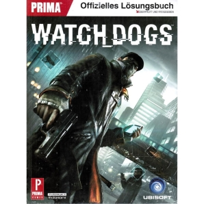 Watch Dogs, offiz. Dt. Lösungsbuch