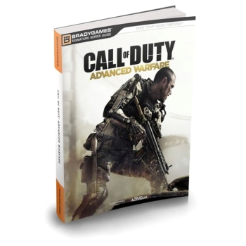 Call of Duty 11: Advanced Warfare, offiz. Lösungsbuch / Strategy Guide