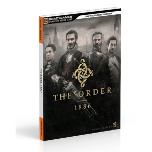 The Order: 1886, offiz. Lösungsbuch / Strategy Guide