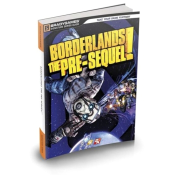 Borderlands: The Pre-Sequel, offiz. Lösungsbuch / Strategy Guide