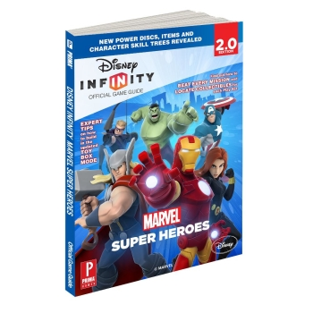 Disney Infinity: Marvel Super Heroes, offiz. Lösungsbuch / Game Guide