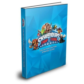 Skylanders Trap Team, offiz. Lösungsbuch / Strategy Collectors Guide