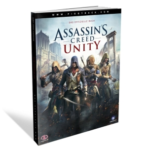Assassins Creed Unity, offiz. Dt. Lösungsbuch