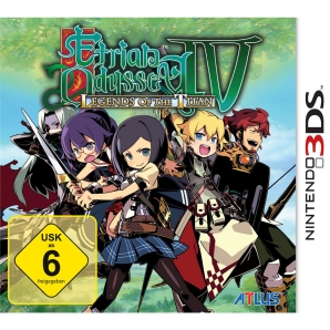 Etrian Odyssey IV - Legends of the Titan, 3DS