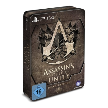 Assassins Creed Unity Bastille Edition, Sony PS4