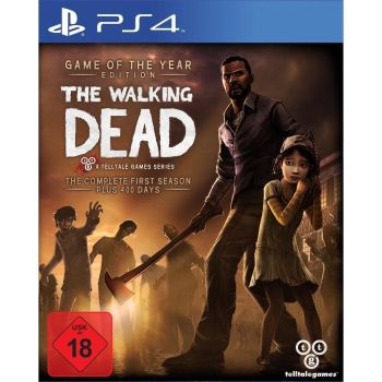 The Walking Dead Season 1 - Game of the Year Edition, Sony PS4