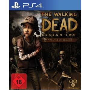 The Walking Dead Season 2, Sony PS4