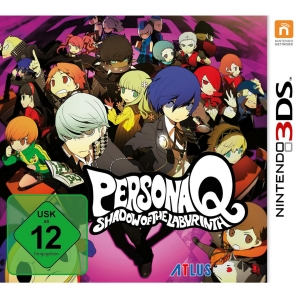 Persona Q - Shadow of the Labyrinth, 3DS