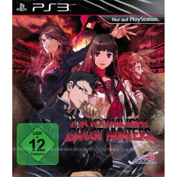 Tokyo Twilight Ghost Hunters, Sony PS3