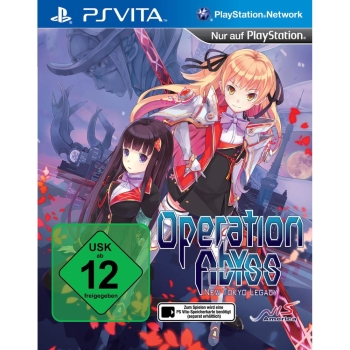Operation Abyss: New Tokyo Legacy, PSV