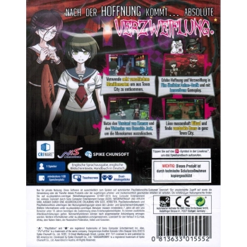 Danganronpa Another Episode: Ultra Despair Girls, PSV