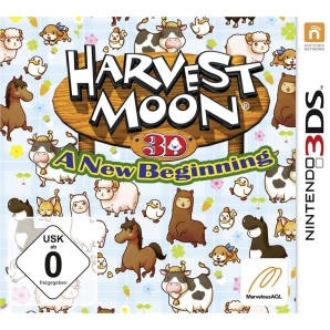 Harvest Moon 3D - A New Beginning, 3DS