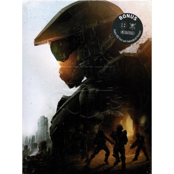 Halo 5: Guardians, offiz. Engl. Lösungsbuch / Collectors Edition Guide