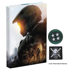 Halo 5: Guardians, offiz. Engl. Lösungsbuch / Collectors...