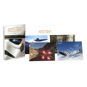 Star Wars Battlefront, Engl. Lösungsbuch / Collectors Guide