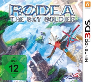 Rodea the Sky Soldier, 3DS