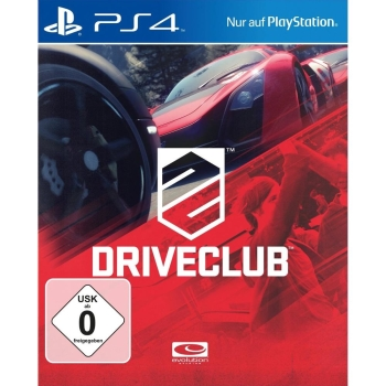 Driveclub, Sony PS4
