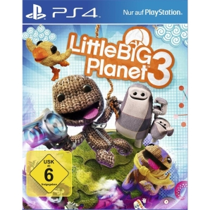 Little Big Planet 3, Sony PS4