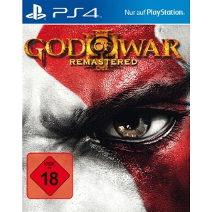God of War 3 Remastered, Sony PS4