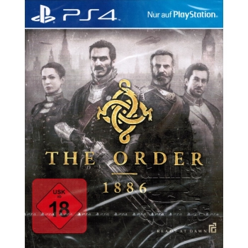 The Order 1886, Sony PS4