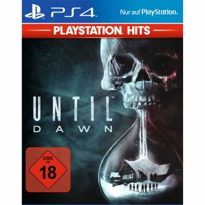 Until Dawn, Sony PS4