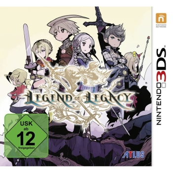 The Legend of Legacy, 3DS