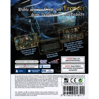 Stranger of Sword City, PSV