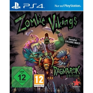 Zombie Vikings - Ragnarök Edition, Sony PS4