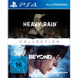 The Heavy Rain und Beyond: Two Souls Collection, Sony PS4