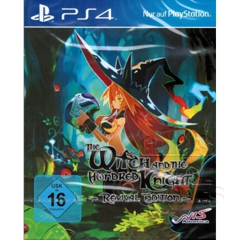 The Witch and the Hundred Knight: Revival Edition, Sony PS4