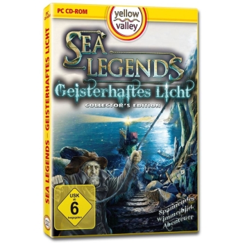 Sea Legends: Geisterhaftes Licht, PC