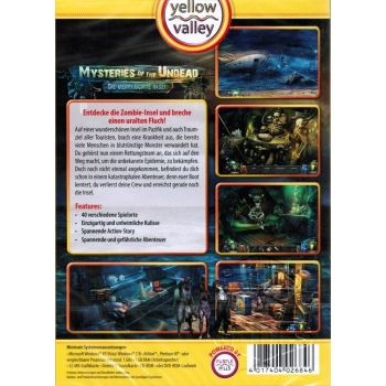 Mystery of the Undead - Die verfluchte Insel, PC