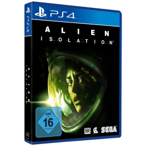 Alien Isolation, Sony PS4
