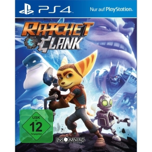 Ratchet & Clank, Sony PS4