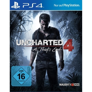Uncharted 4 - A Thief´s End, Sony PS4