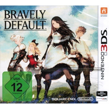 Bravely Default, 3DS